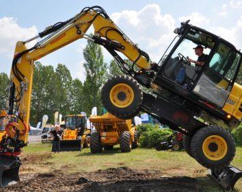 Yanmar – japanischer Hersteller führt seine Maschinen auf der eRobocze Show vor