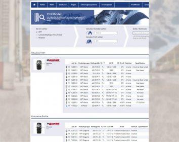 Bohnenkamp – Mit dem Profilfinder schnell die passende Alternative für aktuelle Reifenprofile finden