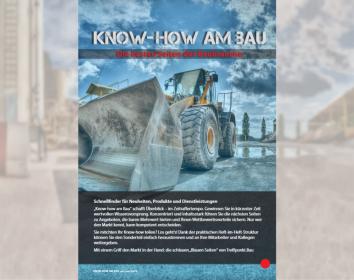 """Know-How am Bau: die """"Blauen Seiten"""" der Baubranche"""