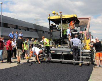 Moba – Neue Ansätze bei der Qualitätsüberwachung im Straßenbau