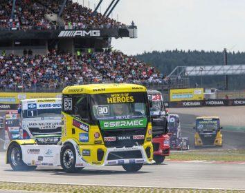 Team SL Trucksport 30/ Bohnenkamp – Live dabei im Renn-Truck auf dem Nürburgring