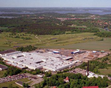 Volvo CE investiert in Eskilstuna