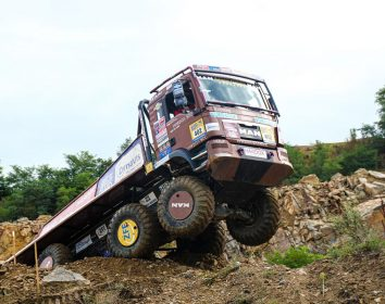 Truck Trial – 4. Lauf: Auswärtssieg im Land des amtierenden Europameisters