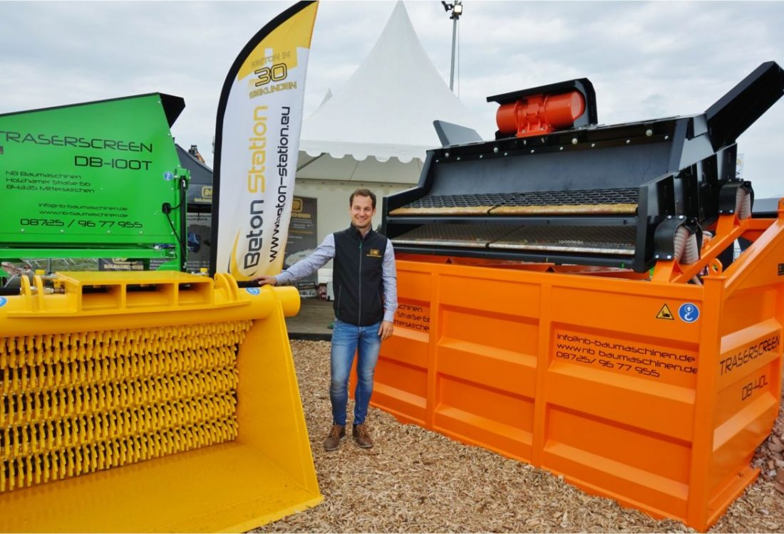 RecyclingAKTIV Dieter-NB Baumaschinen