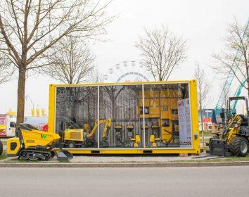 Wacker Neuson OnSite Box: mehr Flexibilität auf der Baustelle