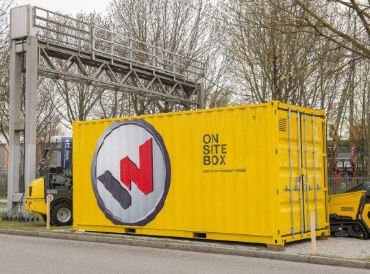 Wacker Neuson_OnSite Box_Bauma_2