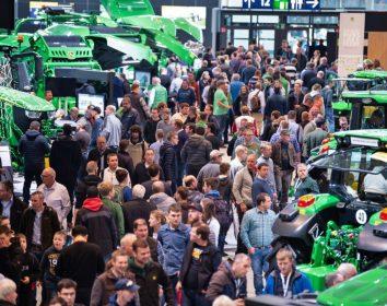 Agritechnica 2019 – Der Innovationsmotor brummt