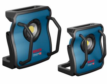 Bosch Power Tools – Neuer Akku-Baustrahler für Profis
