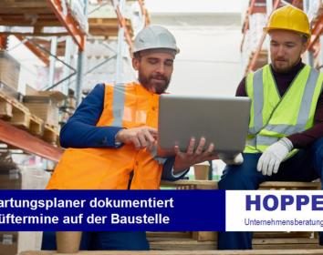 Hoppe – Prüfungsmanagement beruht auf drei Säulen
