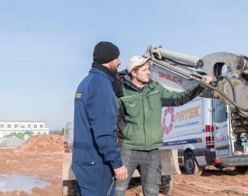 Pirtek – Hydraulikschlauchleitungen: Worauf im Winter geachtet werden sollte
