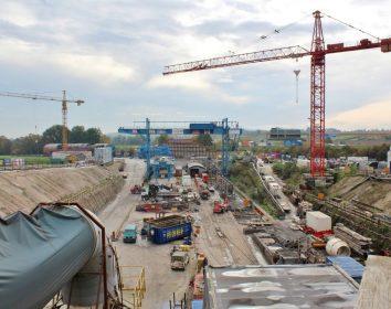 Porr Bau – Ein Druchbruch für Stuttgart 21