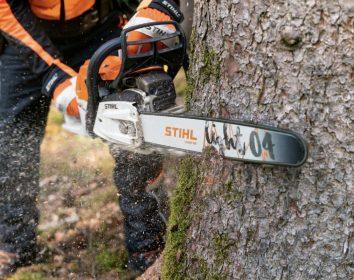 Stihl – Akkugeräte werden immer beliebter