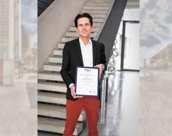 Bestätigte Qualität: Humbaur ist zertifizierter Umbaupartner der PSA-Gruppe