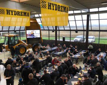 Große Fachausstellung bei Hydrema am 06. März in Fehrbellin