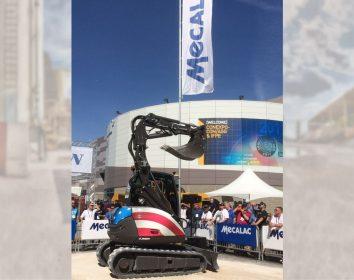 Mecalac auf der Conexpo-Con/AGG 2020 in Las Vegas