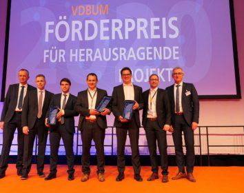 8. VDBUM-Förderpreis verliehen