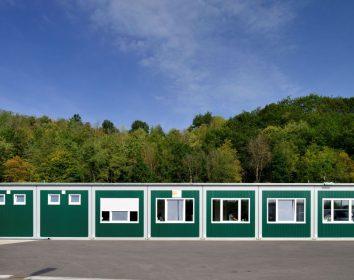 FAGSI Containerbauweise – Mit Containern schnell und hochwertig bauen