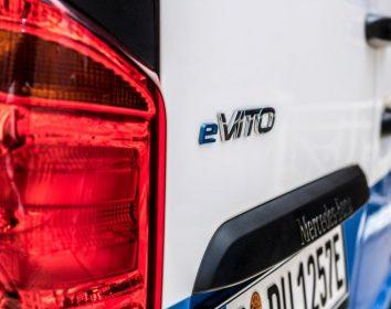 Mercedes-Benz – eVito Erprobung für Betriebe