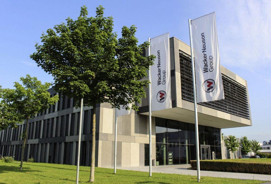 Wacker Neuson Group_Konzernzentrale_München