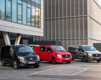 Mercedes-Benz – Start ins Frühjahr mit neuen Varianten von Sprinter, Vito und Citan