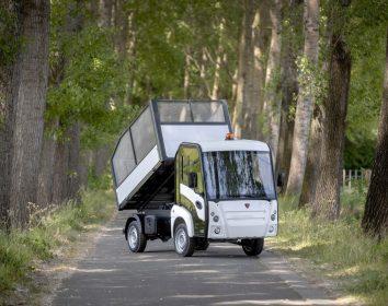 Addax – Belgisches Unternehmen präsentiert Leicht-Lkw mit N1-Homologlation