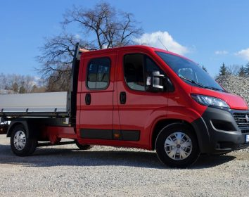 Fiat Professional – Fiat Ducato: flexibles Raumwunder