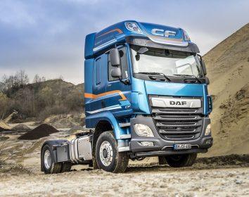 DAF – Zusatzantrieb für die Baubranche