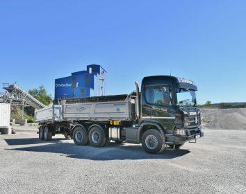 Scania Pressetest 2020 – Clever kombiniert