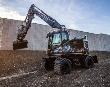 HS-Schoch – Truckstyling meets Baumaschine