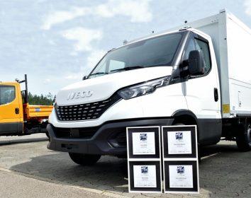 Iveco – Iveco Daily räumt bei den ETM-Awards in vier Kategorien ab
