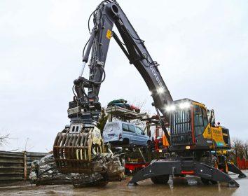 ROCKBIRD – Flottenmanagement-Lösungen für Kunden aus Recycling und Industrie