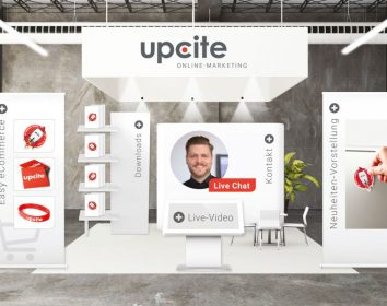 Upcite – Digitaler Showroom statt Messestand