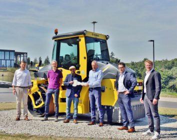 Mako neuer Bomag Handels- und Servicepartner für Luxemburg