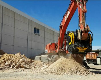 MB Crusher bestätigt Teilnahme an der Fachausstellung Bau
