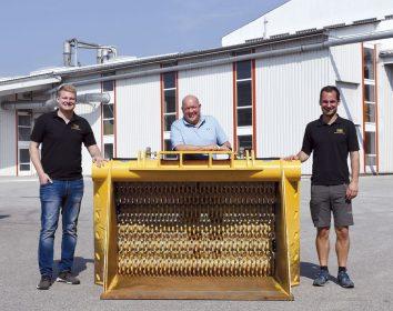 NB Baumaschinen – Recycling mit Herz und Verstand