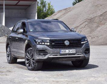 Volkswagen – Fahrbericht Touareg V8 TDI