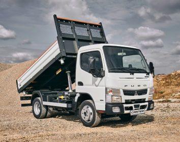 Fuso – Ein Leicht-Lkw für schwere Aufgaben