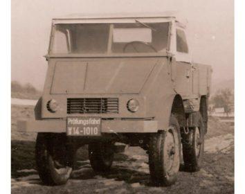 Daimler Truck – Vor 70 Jahren kaufte Daimler-Benz den Unimog