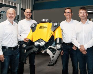 Darda – Führungsspitze und Organisation der Darda GmbH neu aufgestellt