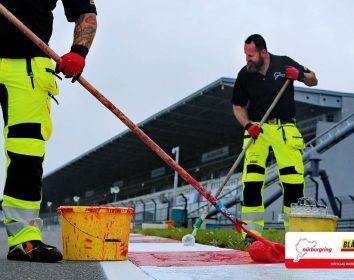 Blåkläder wird offizieller Workwear-Partner des Nürburgrings