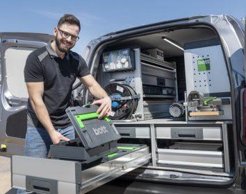 Bott – Praktischer Transport von Werkzeug und Material