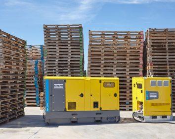 Atlas Copco – Saubere und leise Energie für die Baustelle