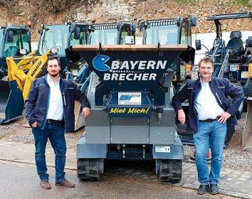 HDV Bavaria – Dienstleistung bis an die Haustür: Der Bayernbrecher kommt