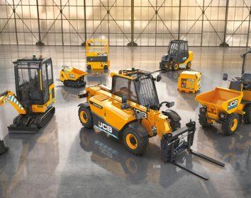 JCB – Zuwachs im emissionsfreien Baumaschinensortiment