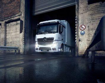 Daimler Truck – Neue Lkw-Modelle der Actros-Baureihe jetzt bestellbar