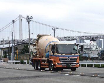 Allison Transmission – Japanischer Zementtransporteur steigert Produktivität durch Allison Vollautomatik