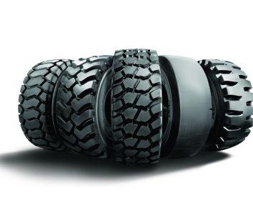 BKT – Spezialisierte Reifen für die Baubranche