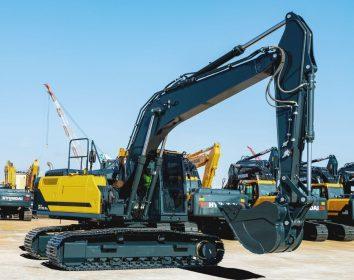 Hyundai Construction Equipment Europe – Eine neue Ebene der Steuerbarkeit
