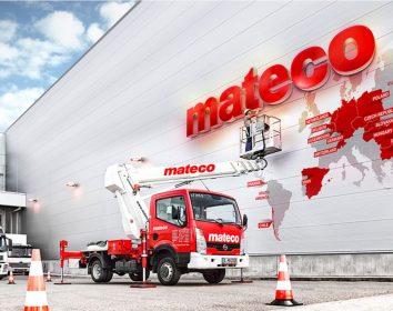 "Mateco – Mateco gewinnt Award zur ""Access Rental Company of the Year"""