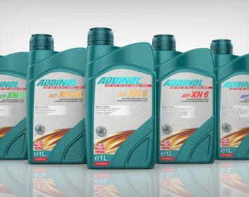 """Addinol – Richtig gewählt, gut geschaltet: Mit der """"Addinol ATF XN""""-Reihe"""